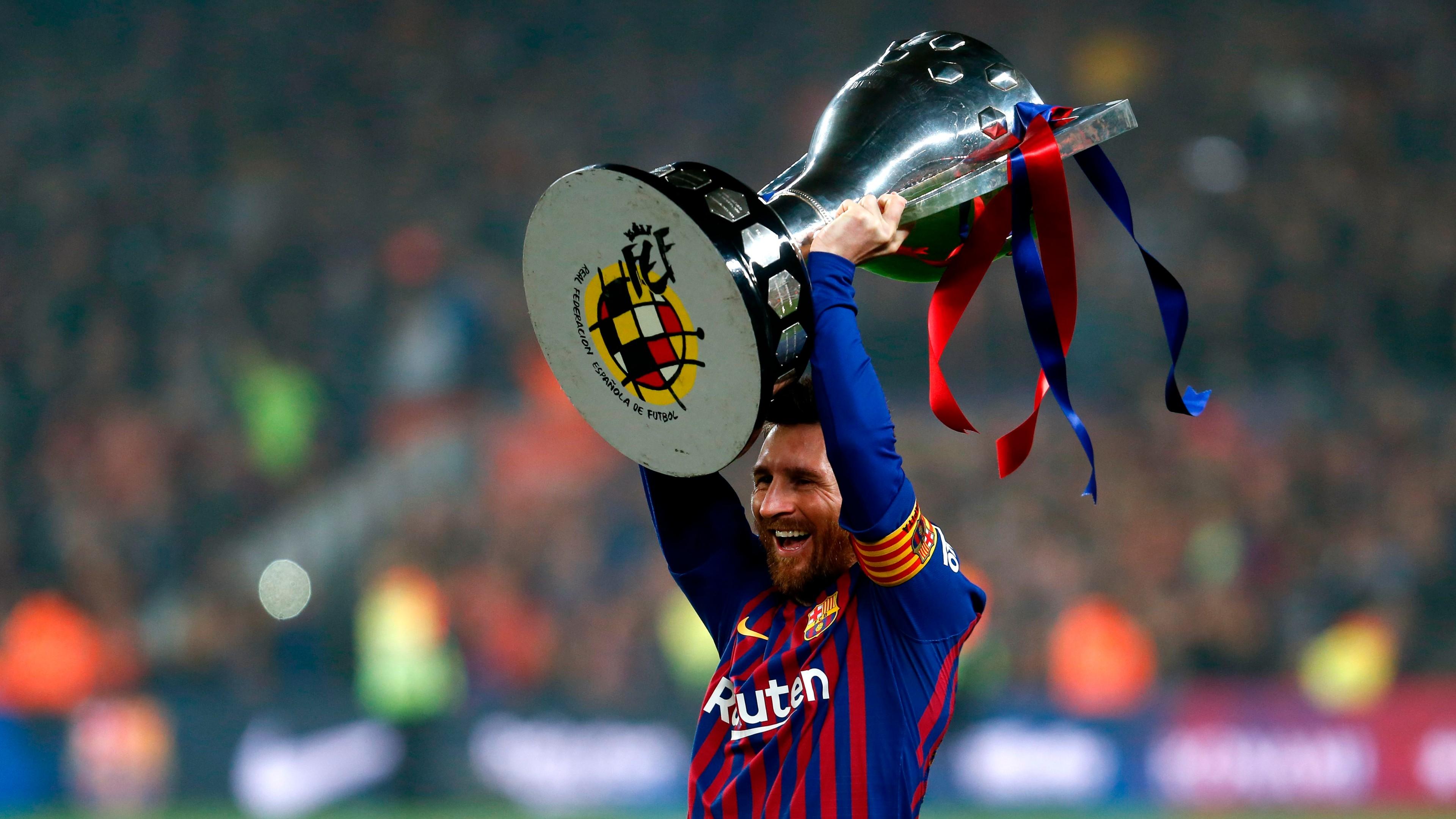 Messi: La Liga more important than Champions League | Goal.com