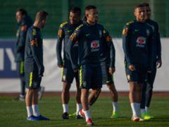 Treino Seleção Brasileira 14112018