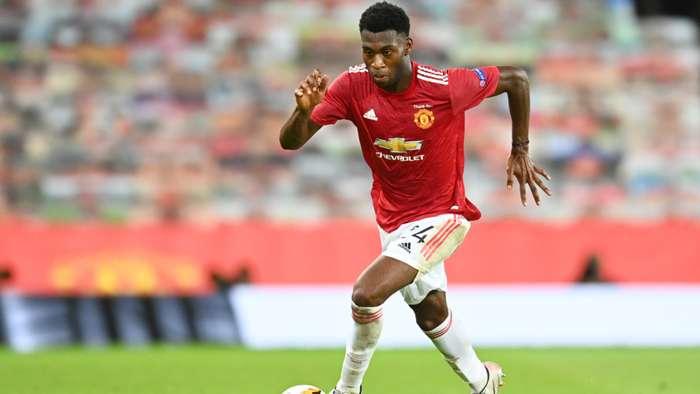 Timothy Fosu-Mensah Manchester United 2020-21