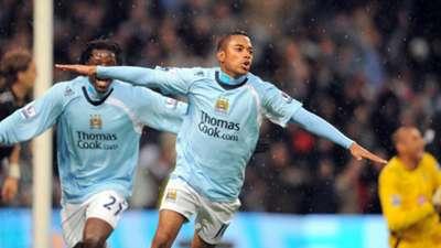 Robinho Manchester City 2008