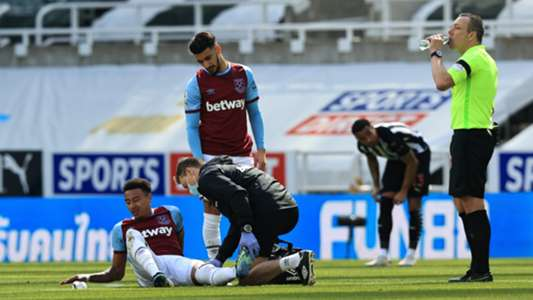 Lingard forced off as West Ham suffer top-four blow in five-goal thriller with Newcastle | Goal.com