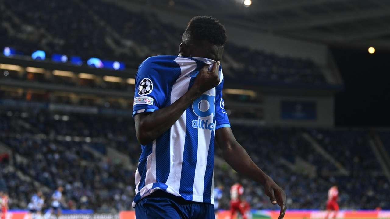 Zaidu Sanusi of FC Porto