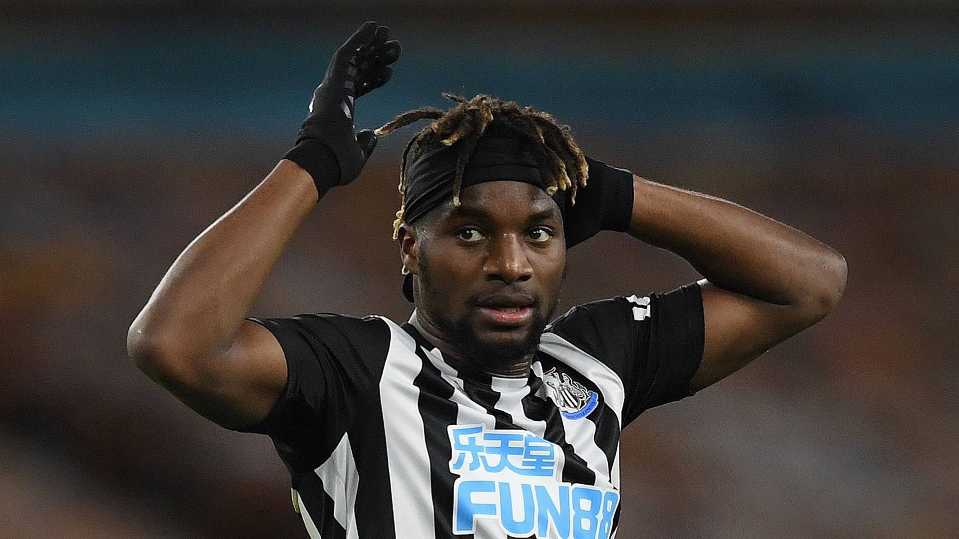 'I feel great!' - Saint-Maximin denies suffering lasting effects from Covid-19 & squashes talk of Bruce rift