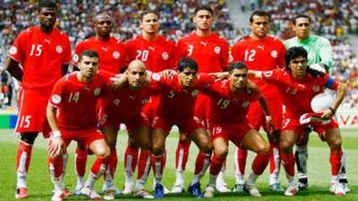Tunisia 2006 World Cup