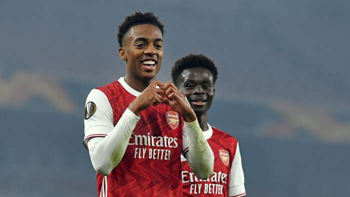 Joe Willock Arsenal 2020-21