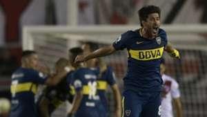 Pablo Perez River Boca Fecha 8 Superliga Argentina 05112017