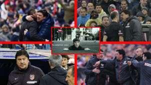 Mono Burgos, una vida dedicada al Atlético de Madrid