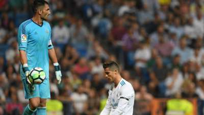 Ronaldo Adan Real Madrid Betis LaLiga