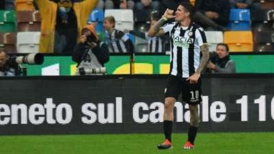 Rodrigo De Paul Udinese Roma