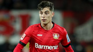 Kai Havertz Bayer Leverkusen 2019