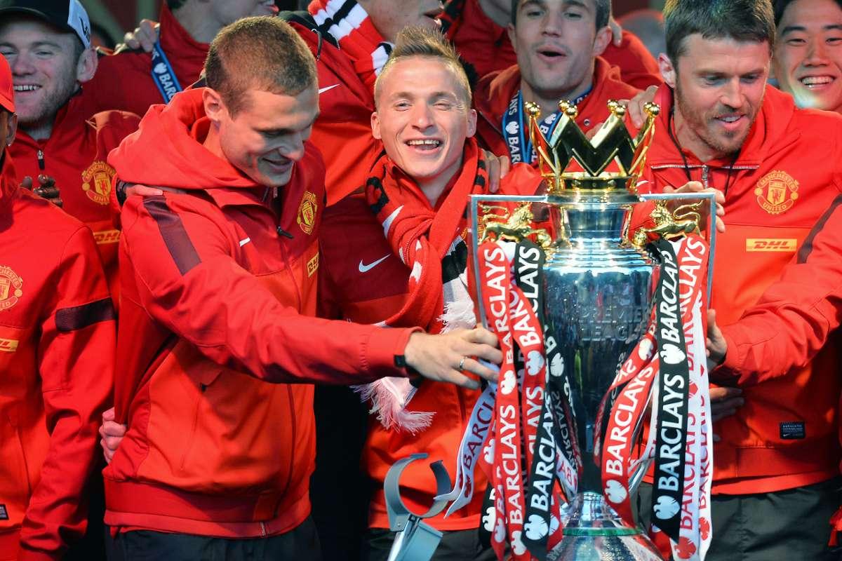 Alexander Buttner: The former Man Utd reserve who succeeded where Gerrard  failed | Goal.com