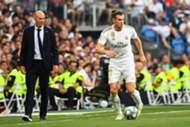Zinedine Zidane & Gareth Bale