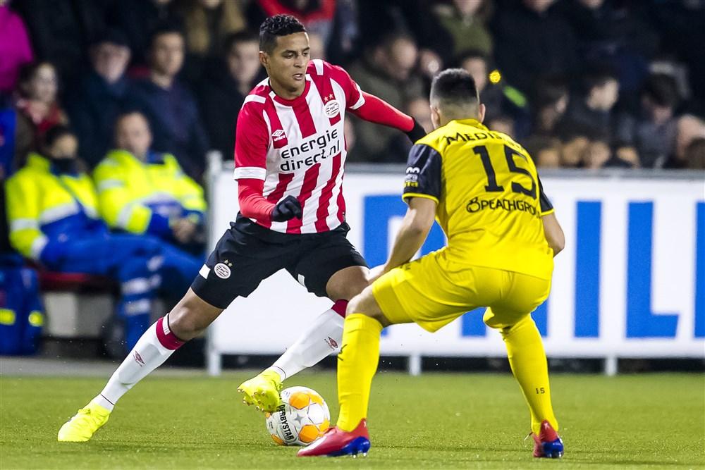 Ihattaren Jong PSV Roda JC  22/2/19