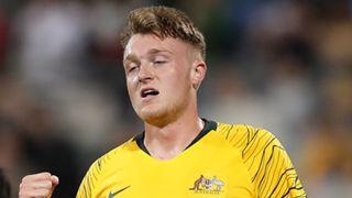 Harry Souttar Socceroos 2019-20