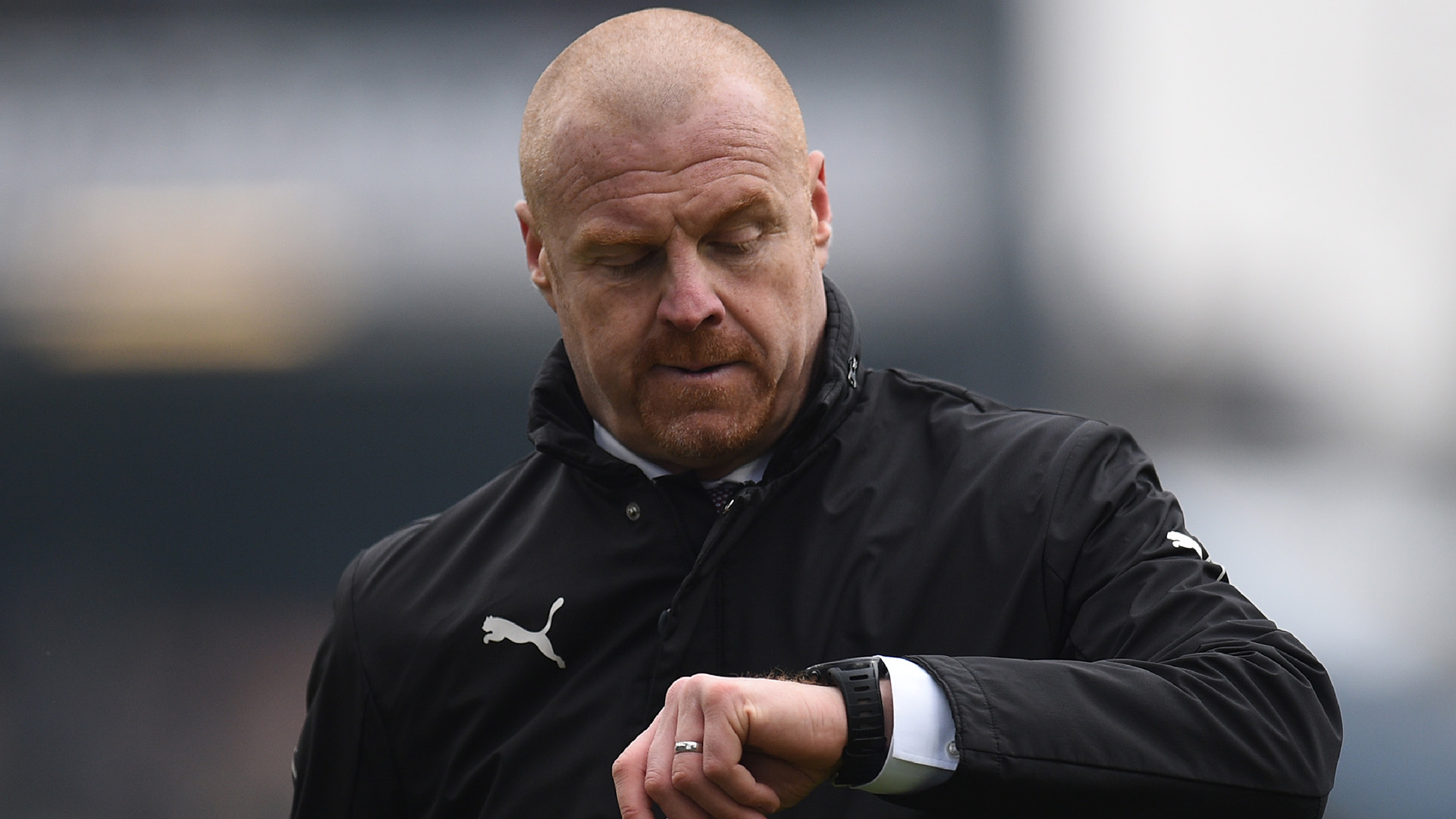 Sean Dyche Burnley Premier League
