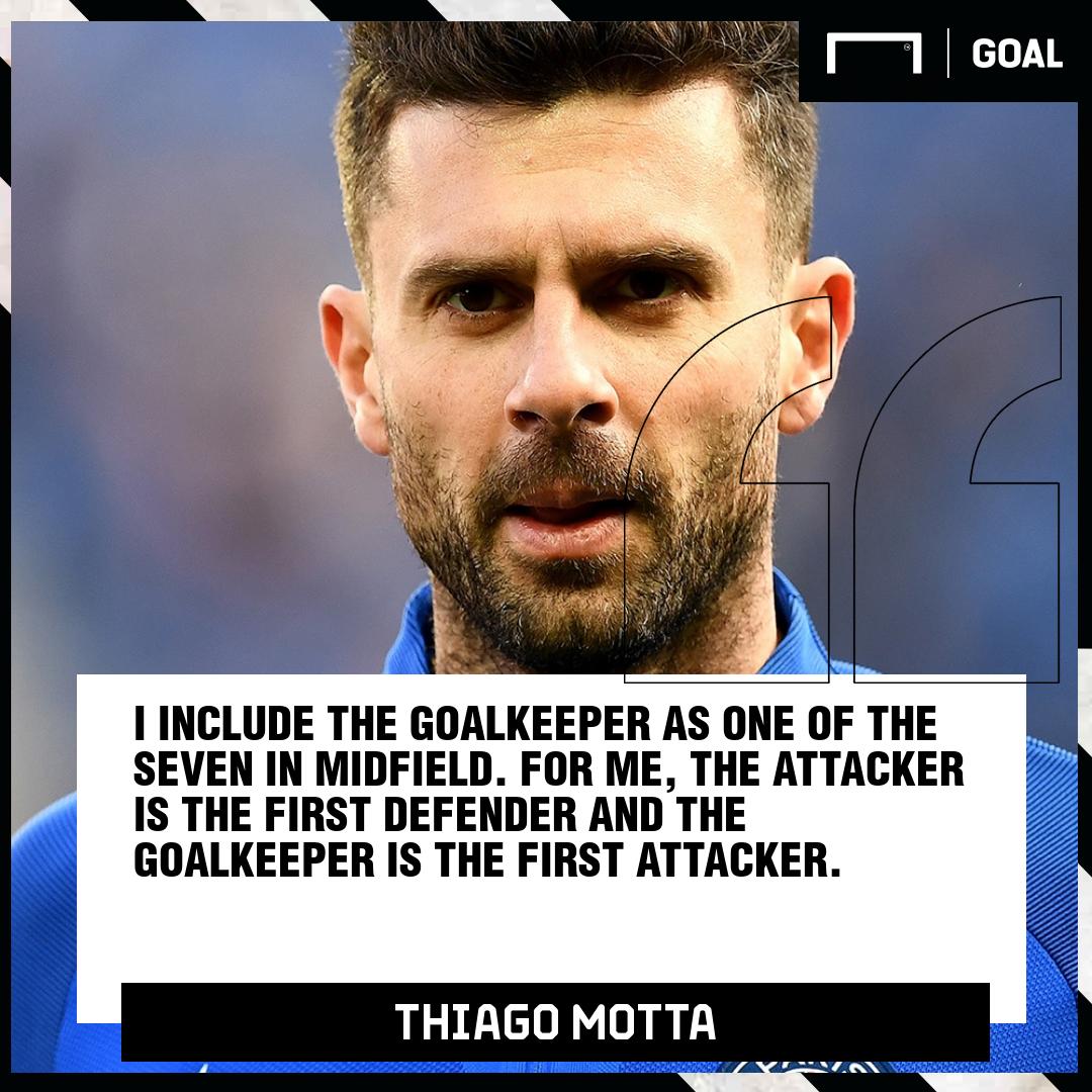 Thiago Motta PS