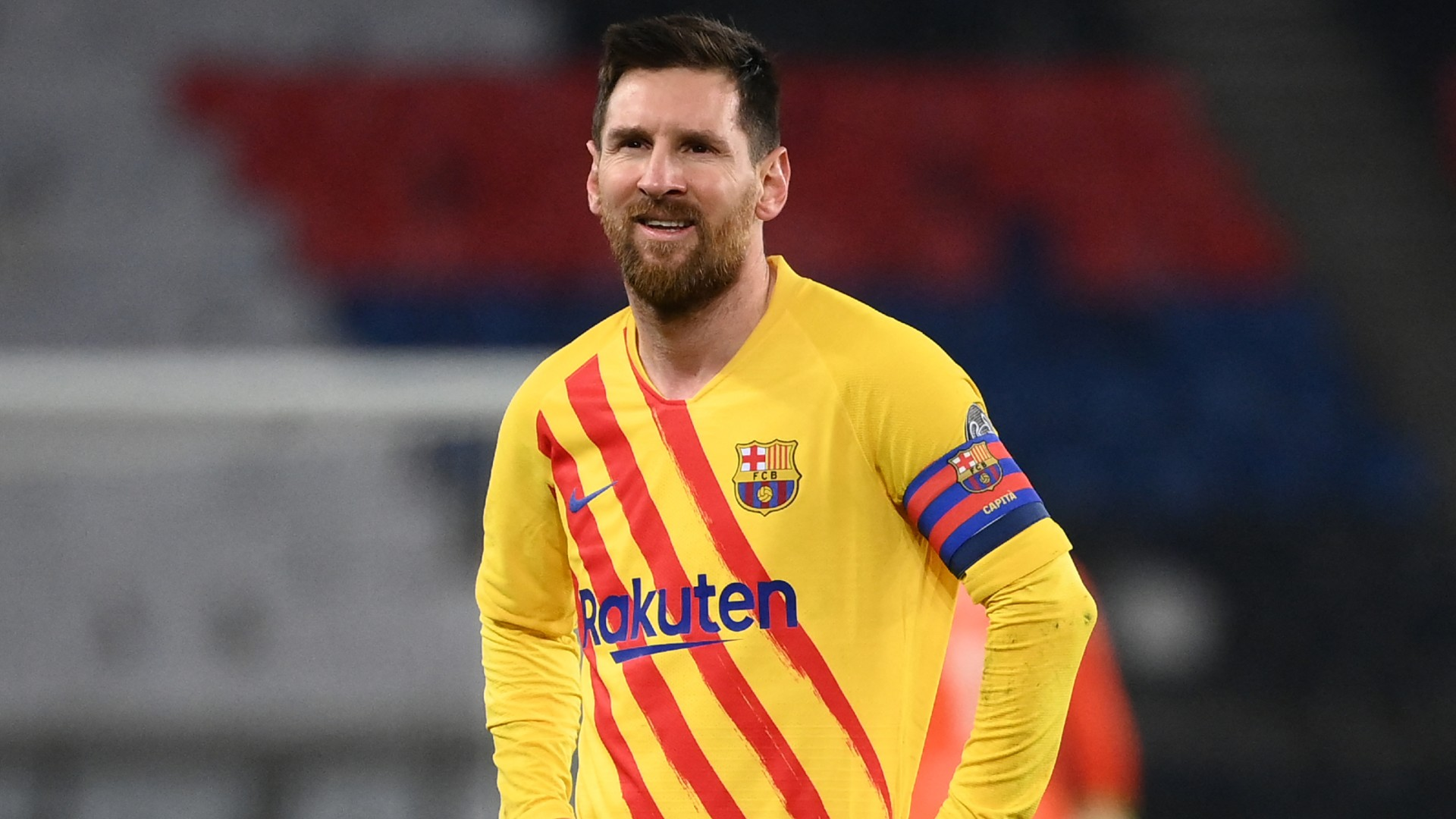 Lionel Messi bows out of Champions League with Barcelona; can improving club persuade him to stay?