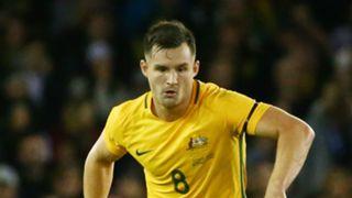 Bailey Wright Australia v Greece Friendly 07062016