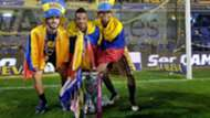 Sebastian Perez Frank Fabra Wilmar Barrios Boca Union 250617