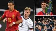 International break Thiago Timo Werner Cristiano Ronaldo Nations League