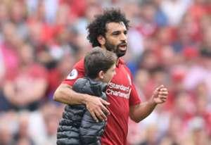 Salah Liverpool West ham