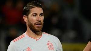 Sergio Ramos Spain 2019-20