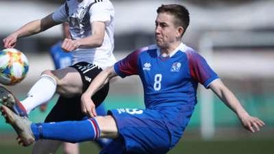 Isak Bergmann Johannesson Iceland