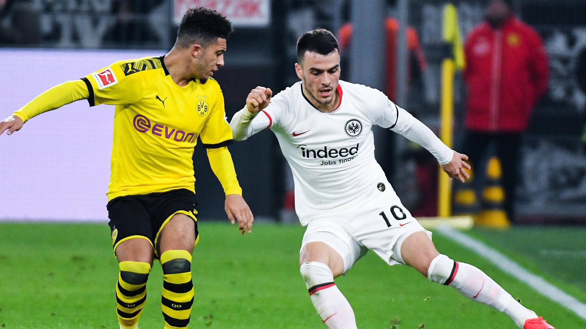 Dortmund-Francfort (4-0) - Dortmund gagne avant le PSG