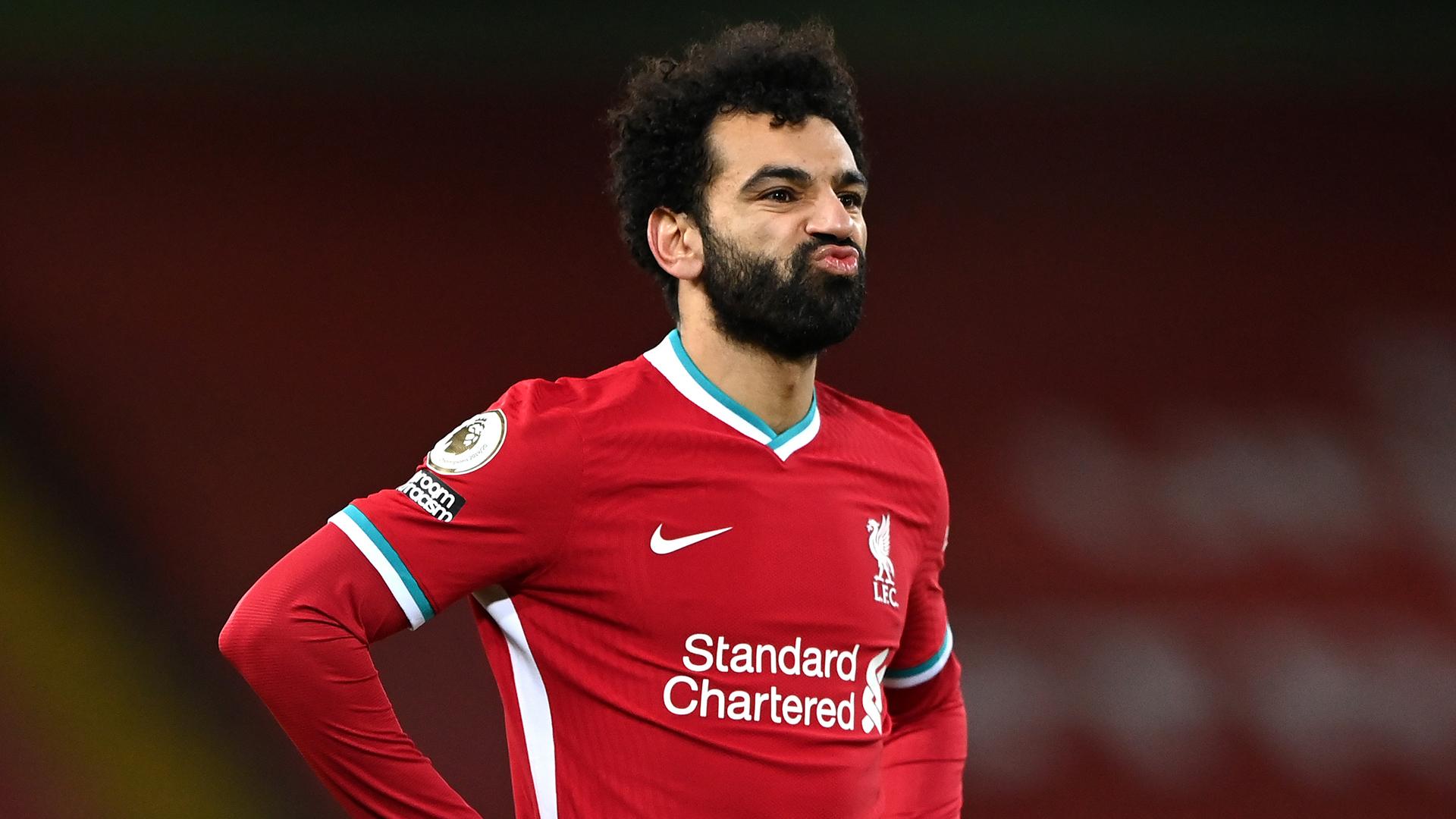 Salah urges Liverpool to ignore 'big picture' of Premier League struggles
