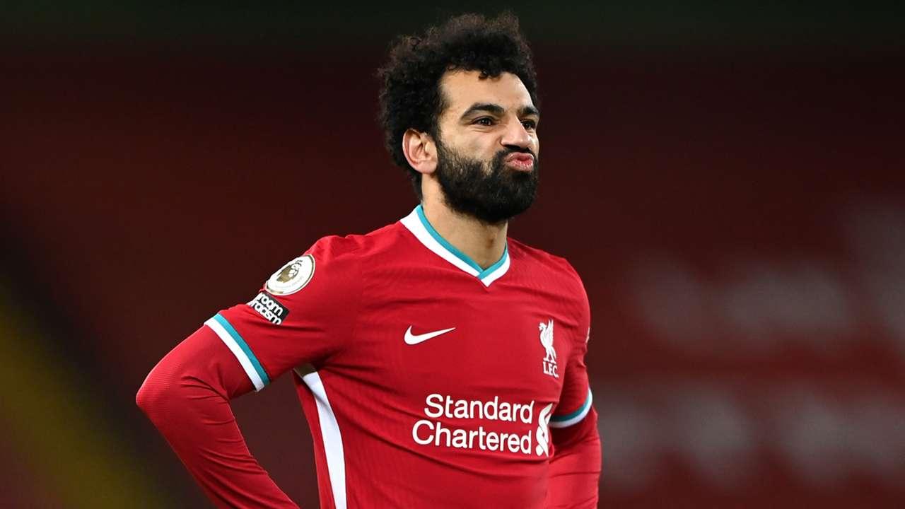 Mohamed Salah Liverpool 2020-21