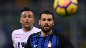 Antonio Candreva Inter Crotone Serie A