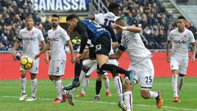Inter Bologna Serie A
