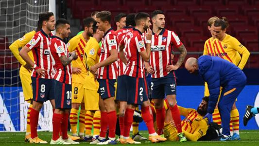 Atlético Madrid vs. Barcelona de LaLiga, en directo: resultado, alineaciones, polémicas, reacciones y ruedas de prensa   Goal.com