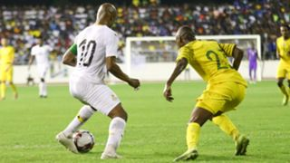 Andre Ayew of Ghana vs South Africa
