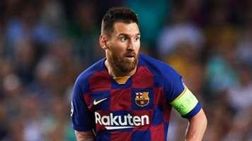 Lionel Messi, Barcelona, Champions League