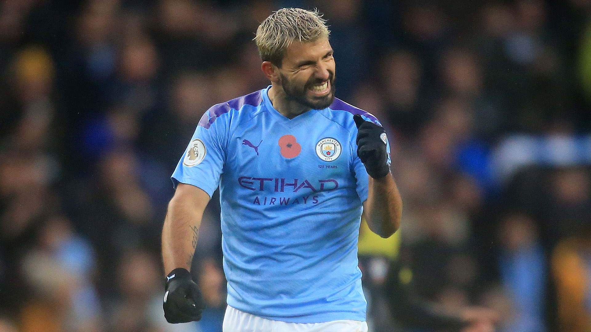 Guardiola full of praise for 'incredible' Aguero as Man City star looks to equal Henry's Premier League record
