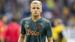 Donny van de Beek Ajax 08032019