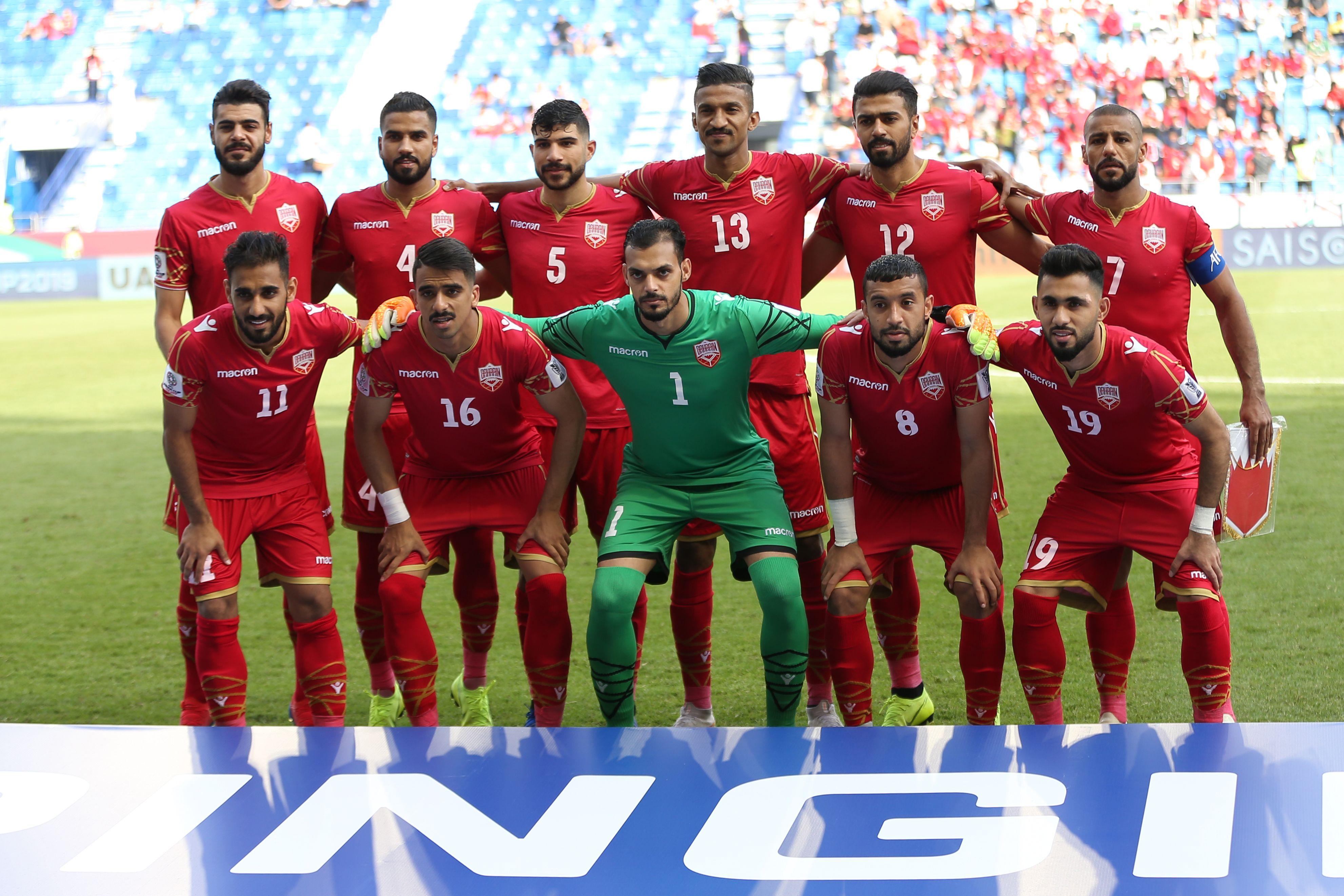 Bahrain Asian Cup 2019