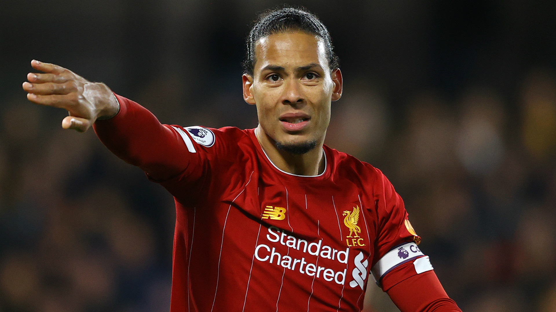 Van Dijk Facial Injury No Big Problem Says Klopp After Defender Forced Off In Liverpool Friendly Draw With Salzburg Goal Com