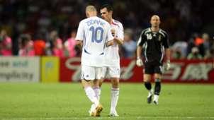 ONLY GERMANY Zidane Sagnol 2006