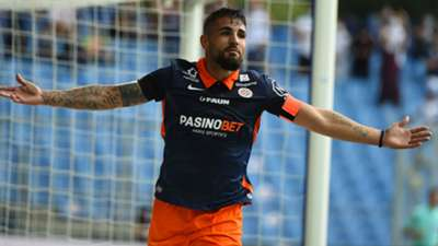 Andy Delort Montpellier Angers Ligue 1 20092020