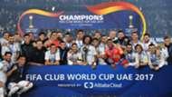 Real Madrid Klub-WM Club World Cup 16122017