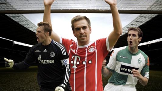Deutschlands FuГџballer Des Jahres