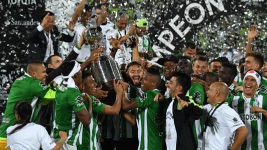 Atlético Nacional celebra sus 73 años recordando los títulos de la Copa Libertadores | Goal.com