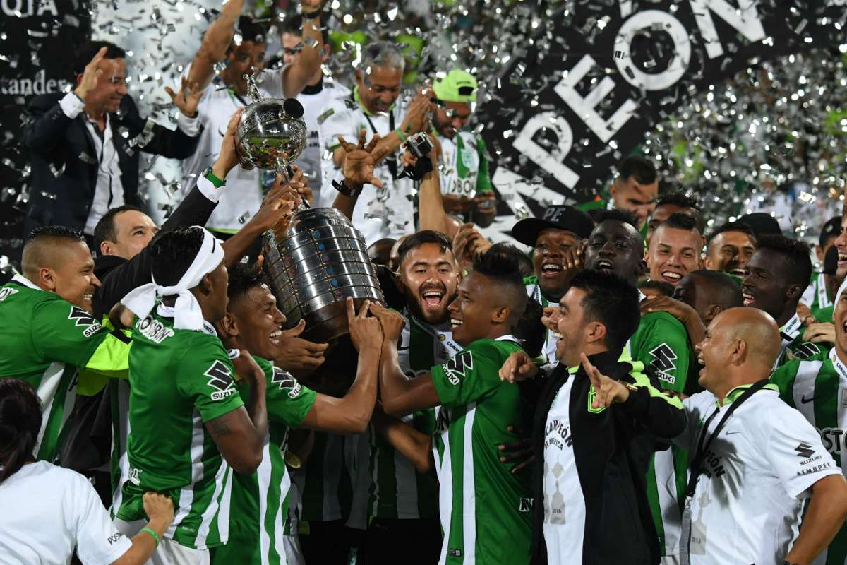 Atletico Nacional En La Copa Libertadores Participaciones Finales Titulos Y Goleadores Goal Com