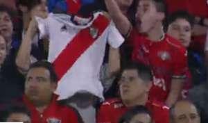 Captura TV Wilstermann Boca Copa Libertadores 050319