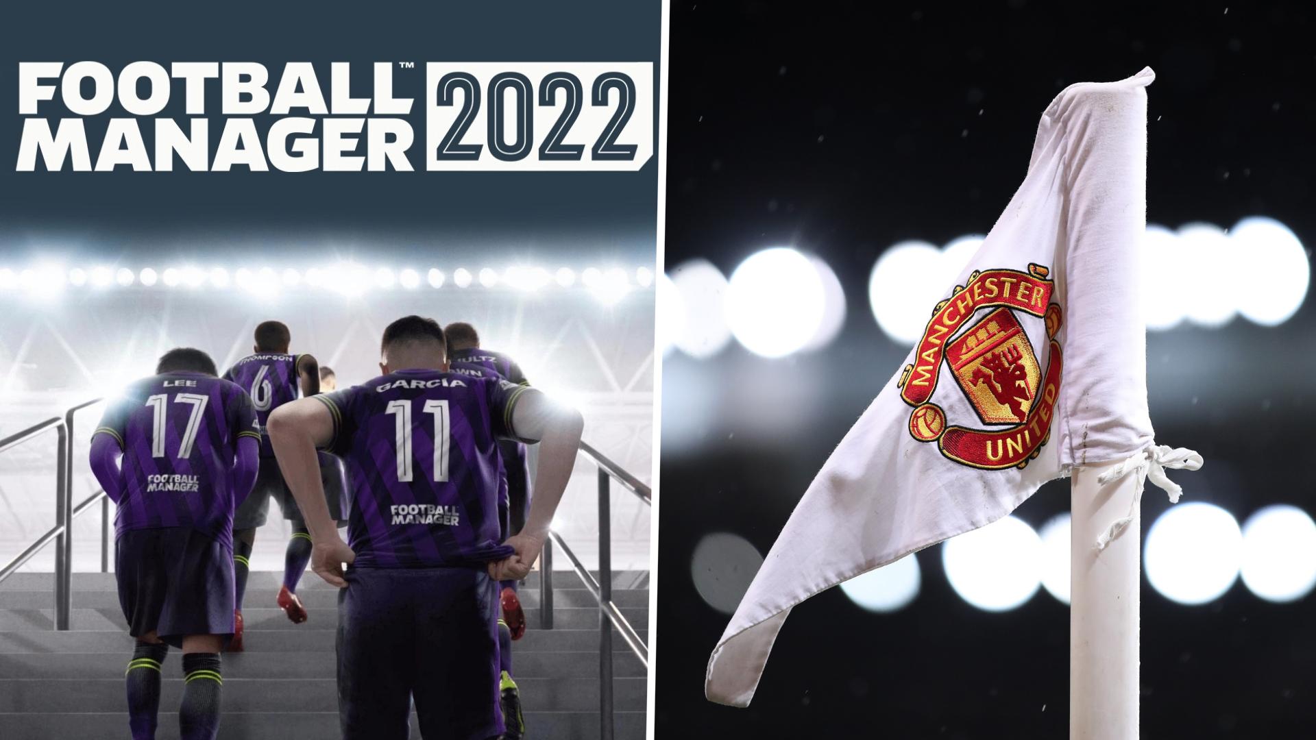 เจ้าของทีมไม่ยอม! FM22 เลิกใช้ชื่อ 'แมนเชสเตอร์ ยูไนเต็ด' | Goal.com