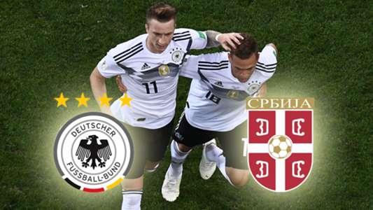 Deutschland Spiel Stream