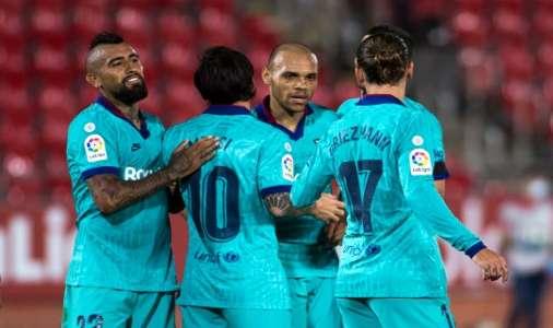 En Argentina, ¿qué canal pasa Barcelona vs. Leganés y a qué hora? | Goal.com