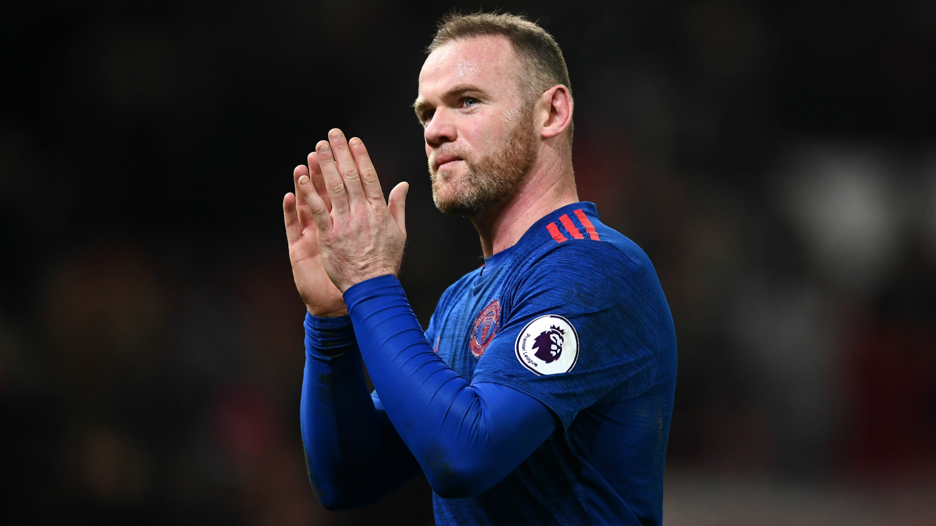 Rooney gets starting nod from Derby boss